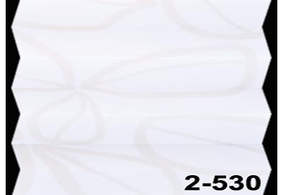 Жалюзі плісе clover 2-530