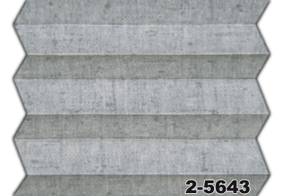 Жалюзі плісе conga pearl 2-5643