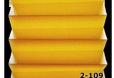 Жалюзі плісе faliero metalic 2-109