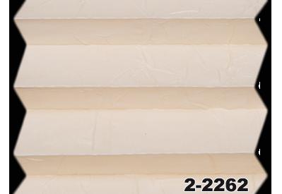 Жалюзі плісе oslo pearl 2-2262