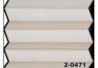 Жалюзі плісе toska pearl 2-0471