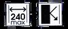 Жалюзі плісе toska pearl 2-6732, фото 2