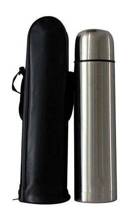 Термос с чехлом 0,5 литр, фото 2