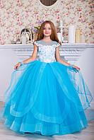 Платье выпускное детское нарядное для девочки 1082, фото 1