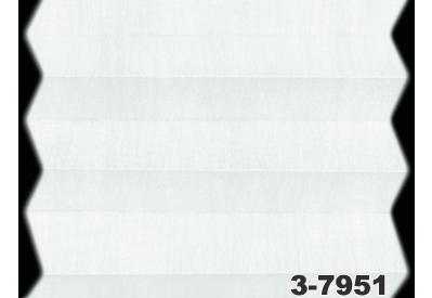 Жалюзі плісе gioconda blackout 3-7951