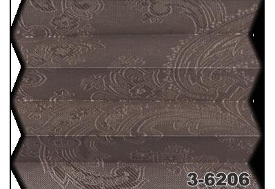 Жалюзі плісе jaipur 3-6206