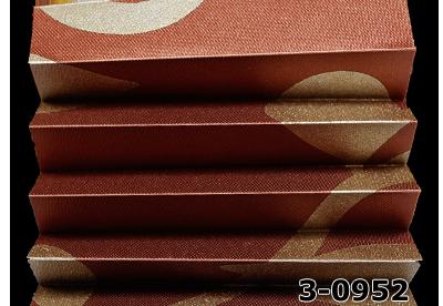 Жалюзі плісе micado print 3-0953