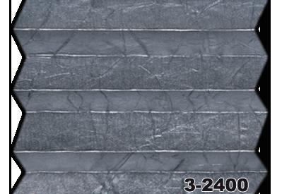 Жалюзі плісе oslo pearl 3-2400