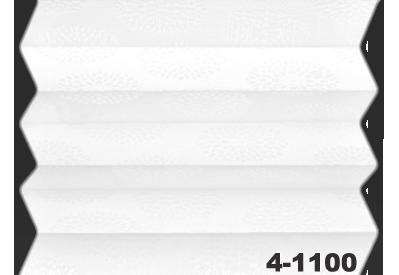 Жалюзі плісе jacquard 4-1100