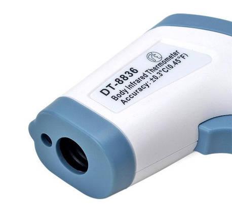 Бесконтактный инфракрасный термометр DT-8836, фото 2