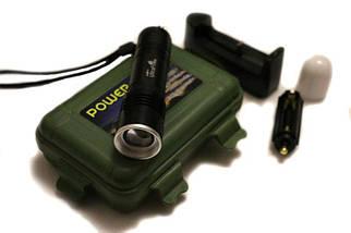 Аккумуляторный фонарик Ultrafire 301 RB, фото 2