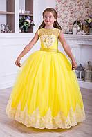 Платье выпускное детское нарядное для девочки 1080, фото 1