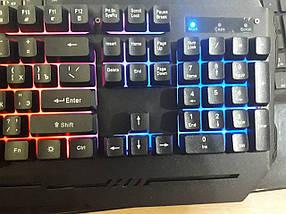 Игровая клавиатура с подсветкой WB-539, фото 3