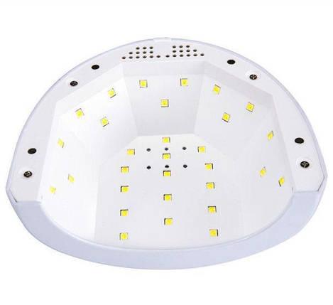 LED+UV лампа для маникюра SUN One 48W , фото 2