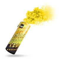 """Цветной дым JFS-1 """"JORGE"""" желтый ( 40 сек)"""