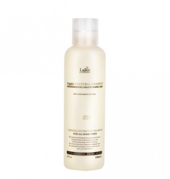 La'dor Triplex Natural Shampoo Органический шампунь для волос