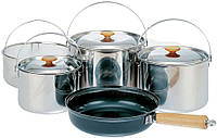 Набор посуды Snow Peak CS-021 Multi-Purpose Cookset 1Набор посуды Snow Peak CS-021 Multi-Purpose Cookset 1
