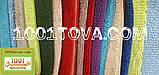"""Коврики из микрофибры """"Макароны или дреды"""" для широкого применения, 90х60 см., бургунди синий цвет, фото 3"""