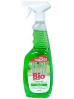 Средство для мытья стекол с уксусом BIOF 750мл ЗАПАСКА