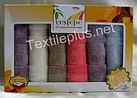 Кухонные полотенца из бамбука Cestepe modal 6шт