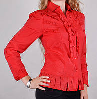 Красивая, нарядная блузка! 46 р