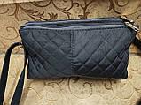 Клатч женский Сумка стеганная LV(стеганая сумка)только ОПТ/женский барсетки/Сумка для через плечо, фото 4