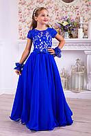 Платье выпускное детское нарядное для девочки 1074, фото 1