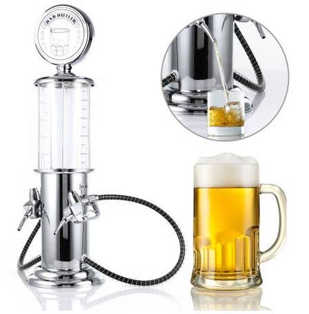 Резервуар для алкоголя пластиковый 900мл, Диспенсер, емкость для виски, коньяка и др., фото 2
