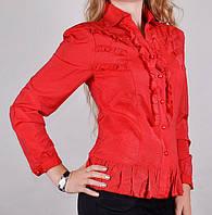 Красивая, нарядная блузка! 44 р