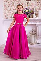 Платье выпускное детское нарядное для девочки 1072, фото 1