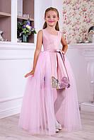 Платье детское выпускное нарядное два в одном 1067, фото 1