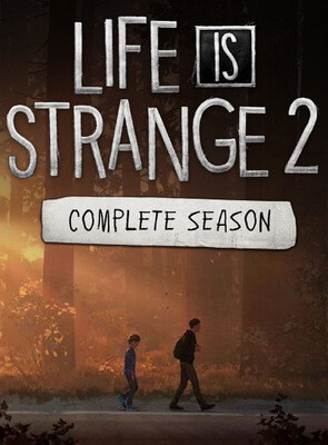 Life is Strange 2 Complete Season (PC) Электронный ключ