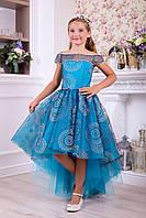 Платье детское выпускное нарядное 1053, фото 1