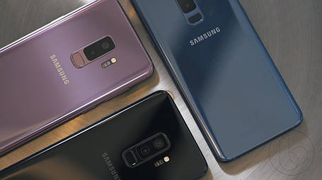 "Телефон Samsung (Самсунг S9+) Galaxy S9 Plus EDGE 6.2"" 3G! 4G! Реплика Корея., фото 2"