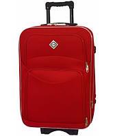 Дорожный чемодан на колесах Bonro Style Красный Большой