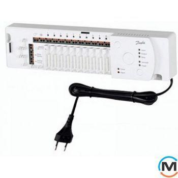 Система управления напольным отоплением Danfoss CF-MC 24 B 10-выходов