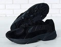 Мужские кроссовки AD YUNG-1 Black. ТОП Реплика ААА класса.