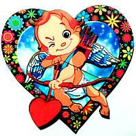 Сердце Купидон