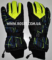 Зимние лыжные перчатки KINNED