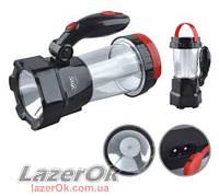 Яркая многофункциональная лампа-фонарь YAJIA 5837