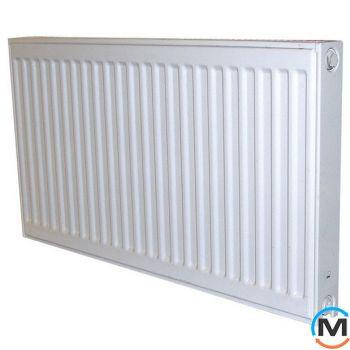 Радиатор Djoul 11 тип 500х500 боковое подключение
