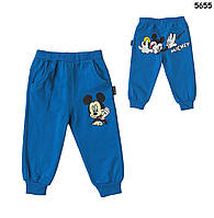 Штаны Mickey Mouse для мальчика. 1 год, фото 1