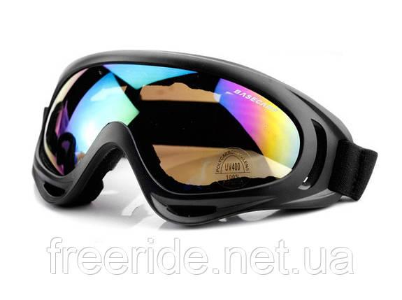 Лыжная маска, очки для сноуборда, горных лыж, фото 2