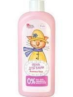 Пена для ванн Кошечка Лиза 500мл Pink Elephant