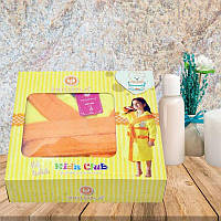 Халат PHILIPPUS Kids Klab для девочек 4-6 лет 116см 2