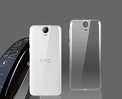 Чехол силиконовый для HTC One E9 Dual Sim