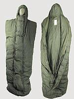 Зимний спальный мешок Sleeping Bag Arctic, Mk2 (армия Великобритании), Б/У