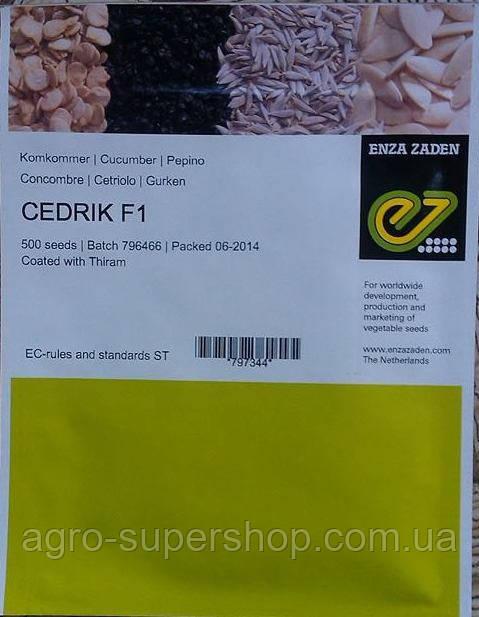 Огурец Седрик 1000 с. / Cedrik F1