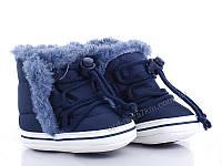 Пинетки детские Clibee-Doremi YD146 blue (17-20) - купить оптом на 7км в одессе
