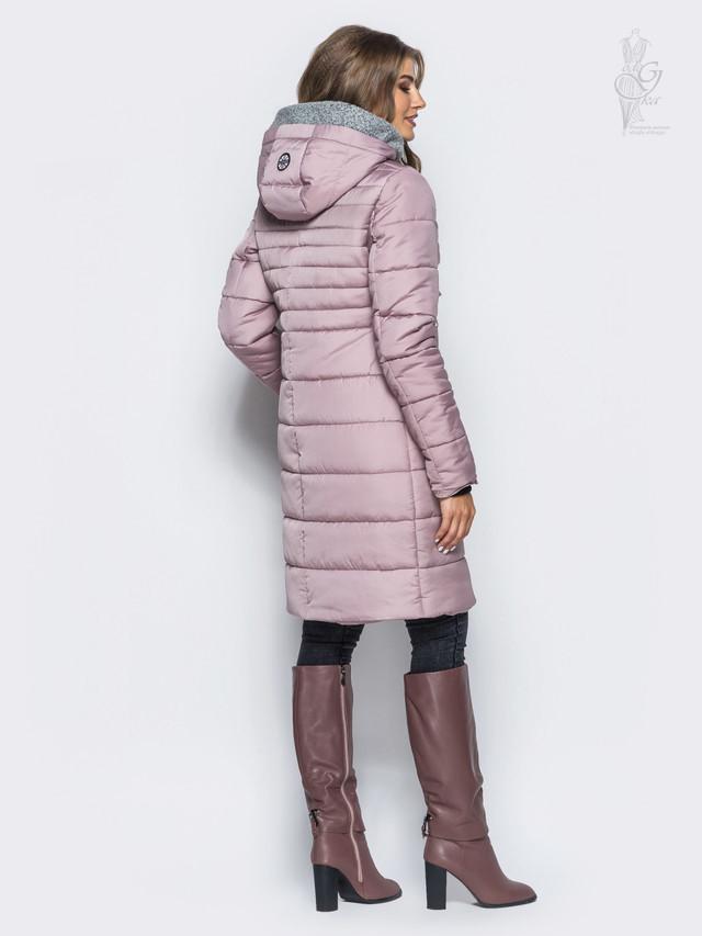 Фото-1 Куртки зимней женской теплой Фрэнсис-1